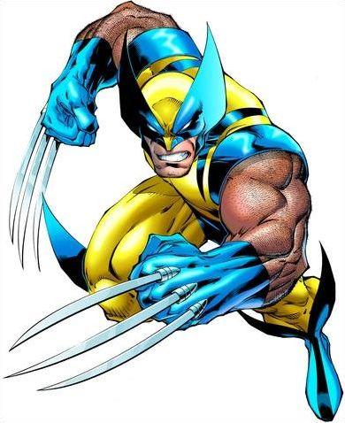 Les personnages X-Men