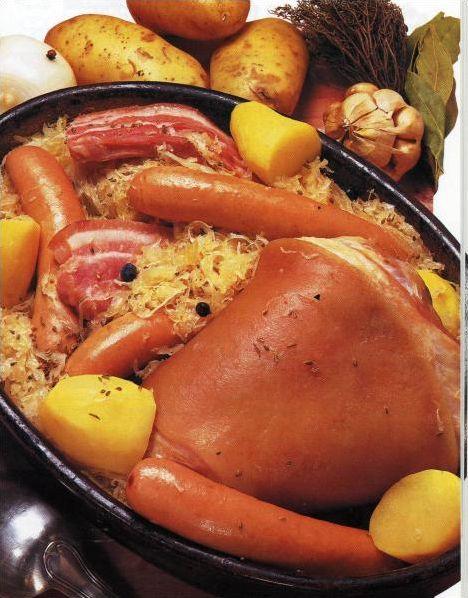 Spécialités culinaires en photo