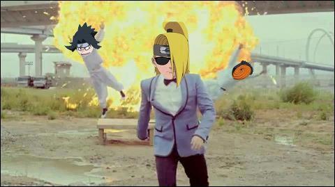 Imitant PSY dans son clip Gangnam Style, qui fait exploser les gens ?
