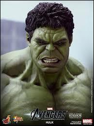 Hulk se réveille quand le professeur est :