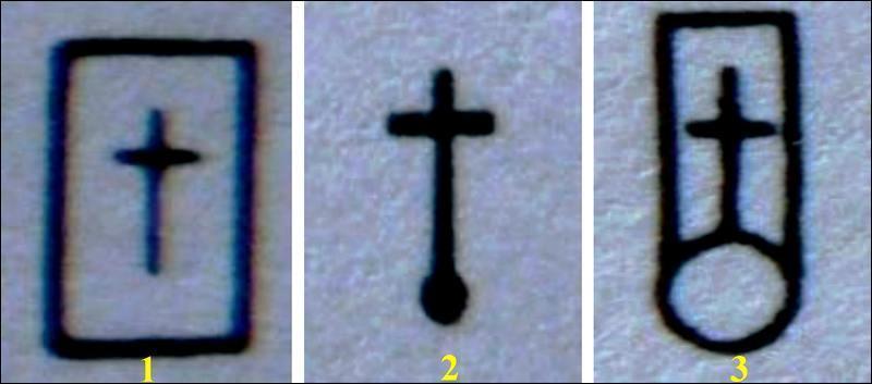 Quel est le symbole utilisé par IGN pour représenter une église sur une carte TOP 25 ?