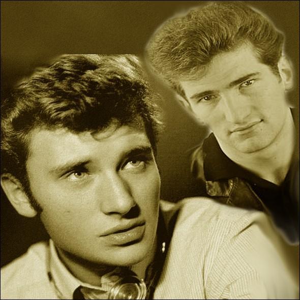Qui a enregistré en 1960 son premier 45 tours sous le label de distribution de disques Vogue ?