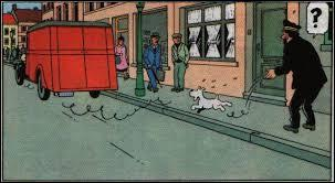 Dans quelle rue habite Tintin ?