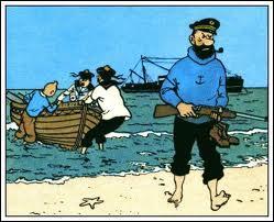 Comment s'appelle le navire que commande Haddock dans  Le Trésor de Rackham le Rouge  ?