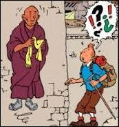 Dans  Tintin au Tibet  comment les moines appellent-ils l'abominable homme des neiges ?
