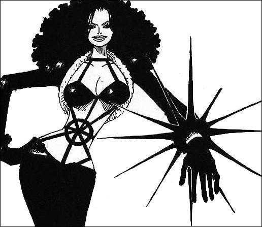 Comment s'appelle le fruit du démon de Miss Doublefinger ?