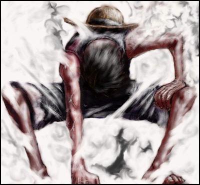 Quel est le nom de cette attaque de Luffy ?