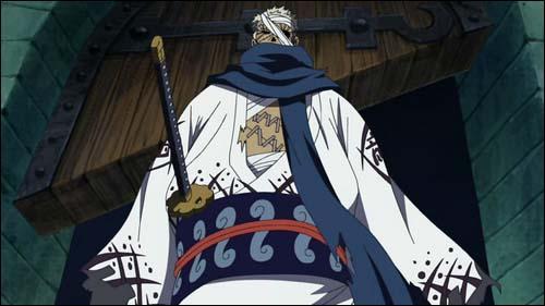 Quel est le nom du sabre de Ryuma ?
