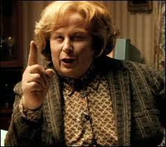 Quelle punition Harry donne-t-il à la tante Marge ?