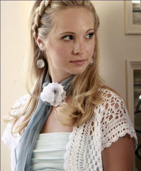 Depuis quand joue-t-elle dans la série  The Vampire Diaries  ?