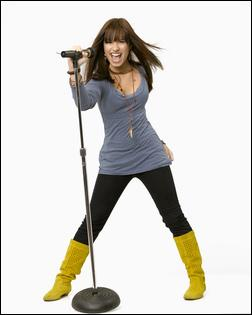"""Comment s'appelle l'actrice Demi Lovato dans le film """"Camp Rock"""" ?"""