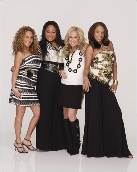 Les Cheetah girls sont des...