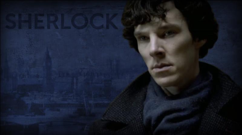Dans la saison 1, Sherlock dit que la terre...