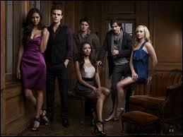 J'ai le rôle  principal  de la série  Vampire Diaries  :