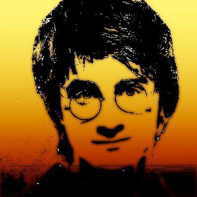 Les personnages de Harry Potter selon Andy (Wahrol)