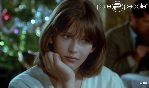 Elle a joué dans «La Boum» étant plus jeune :