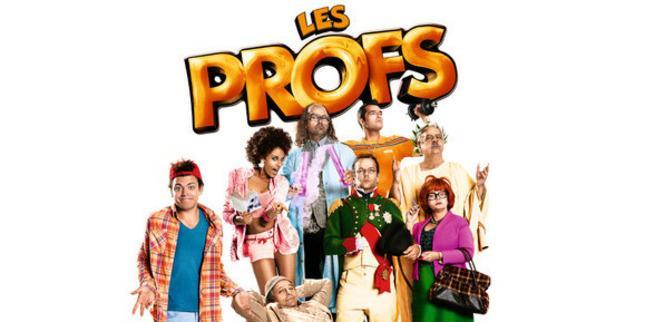 Les Profs(Le film)
