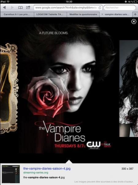 Finalement, qui Elena choisit-elle ?
