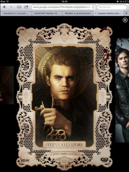 Qu'arrive-t-il à Stefan ?