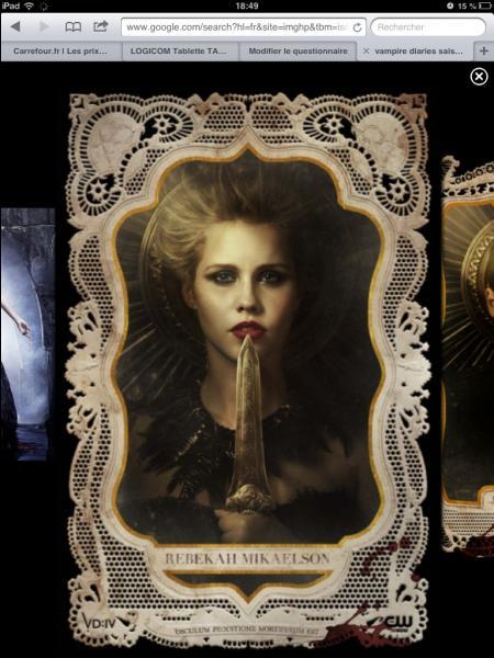Que se passe-t-il entre Matt et Rebekah ?