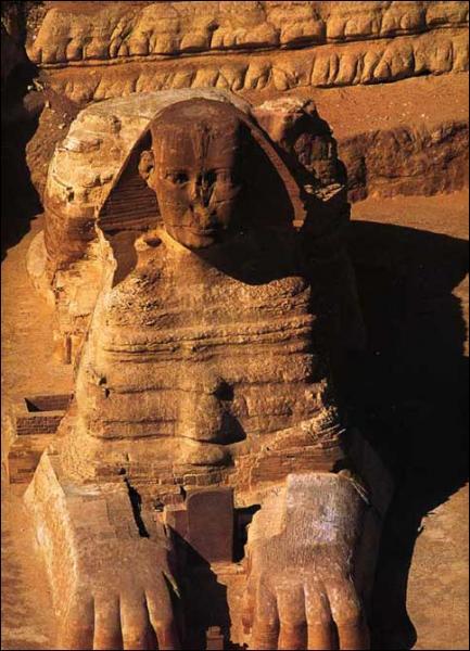 Quel est le monument représenté ?
