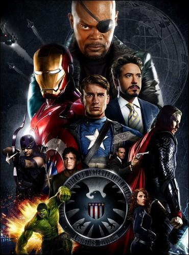 Pour quelle organisation les Avengers travaillent-ils, dans le film qui porte leur nom ?