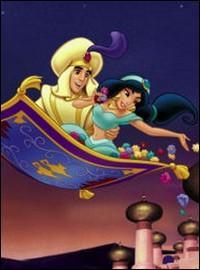 Comment s'appelle la chanson phare du film d'animation  Aladdin  ?