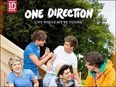 (Live While We're Young)   Let's go crazy, crazy, crazy til we see the sun...