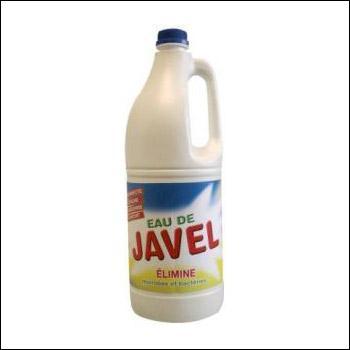 Avec quoi fabrique-t-on l'eau de Javel ?