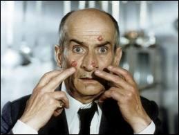 Quel est le titre du film où Louis de Funès interprète le personnage de Charles Duchemin ?
