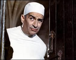 Trouvez-moi le nom du film où il interprète un certain Hubert Barrère de Tartas :
