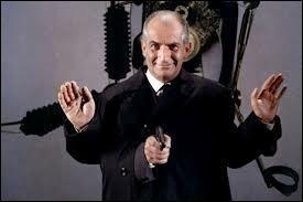 Louis de Funès incarne un commissaire désopilant dans la saga  Fantômas . Quel est son nom ?