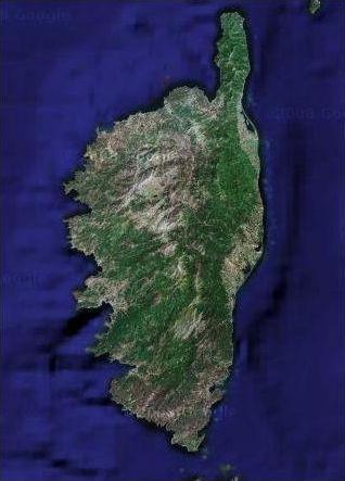 Les îles vues du ciel