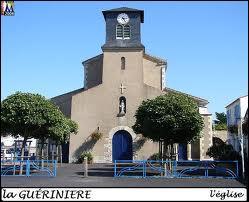Nous sommes à La Guérinière, commune des Pays-de-la-Loire située sur l'Ile-de-Noirmoutier. Nous nous situons dans le département n° ...