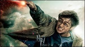 Qui dit  Harry Potter tu vas m'écouter maintenant  ?