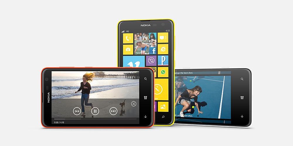 Quiz Nokia 04 : Lumia 625