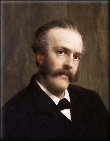 Chef du parti conservateur, cet homme politique britannique est resté célèbre pour son action en tant que ministre des affaires étrangères pendant la 1ère Guerre mondiale. Qui est-il ?