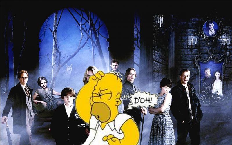Il était une fois... Homer Simpson. Oops ! désolé, je crois que je ne suis pas un personnage de contes de fées. Me voilà transporté dans l'univers de...