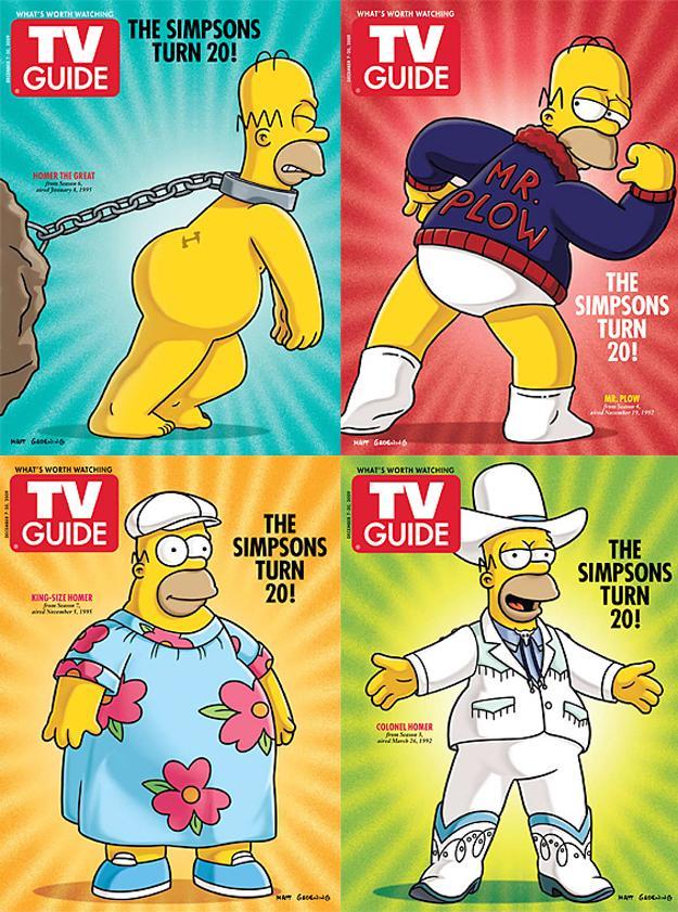 Au coeur des séries TV avec Homer Simpson