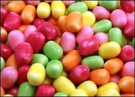 Les bonbons Haribo
