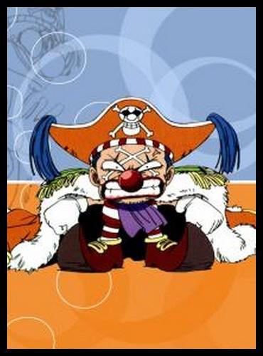 Épisode 46 - Avec quel personnage déjà rencontré par Luffy, le Baggy rétréci se lie-t-il d'amitié ?
