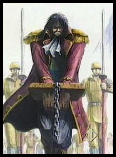 Épisode 48 - Revenons à Loguetown... la ville où le seigneur des pirates a été exécuté. Que sait-on sur cette exécution ?