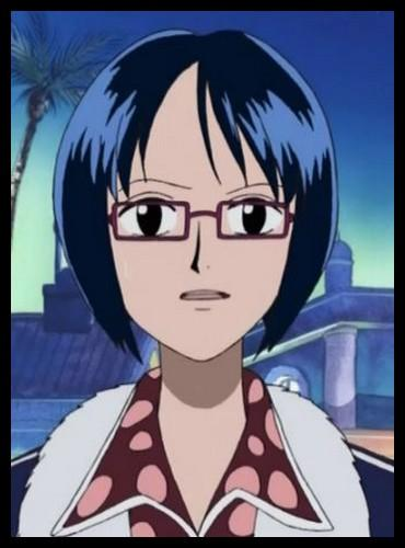 Épisode 49 - Tashigi est dans la Marine. Que sait-on sur ce personnage ?