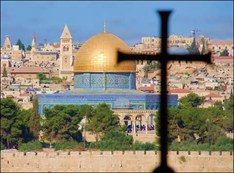 En quelle année les chrétiens prirent-ils Jérusalem aux Turcs ?