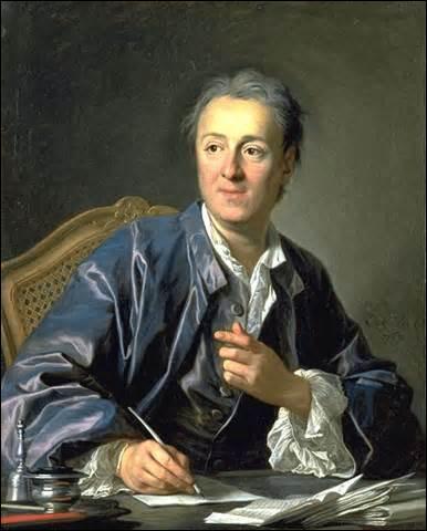 L'encyclopédie française fut créée par les plus grands philosophes du XVIIIème siècle (sur la photo, Diderot, qui a dirigé la rédaction de l'encyclopédie avec l'aide de D'Alembert). Sa rédaction a duré vingt-et-un ans de...