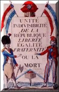 La première République fut mise en place en...