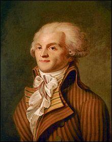 La période de la Terreur s'acheva par la mort de Robespierre, guillotiné le...