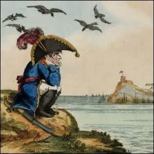 Après ses nombreuses défaites, Napoléon Ier fut exilé à Sainte-Hélène par les grandes puissances européennes en...