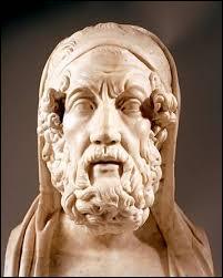 L'aède Homère aurait écrit «L'Iliade» et «L'Odyssée», racontant la guerre de Troie et le difficile retour d'Ulysse à Ithaque. Mais quand ?