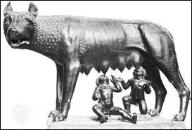 En -753, qu'aurait fait Romulus d'après la légende ?
